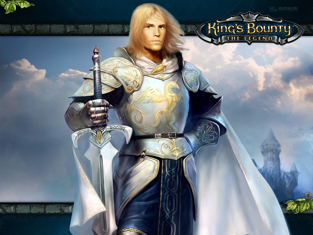 """King's Bounty: The Legend is a PC pre-RPG strategy developed by 1C and published by Atari. Unlike most RPG strategy, the concept behind King's Bounty is to create a unique..."