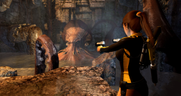 Lifting of hell that had plunged the angel of Darkness, Lara Croft was really having a health since Tomb Raider: Anniversary who managed to find the spirit of the series...