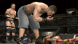 WWE Smackdown vs. Raw 2009 is the next opus in a series that knows THQ on your fingertips, and who meets the public since its already quite a few years...